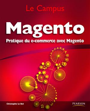 Livre Magento, Christophe Le Bot - Le Campus