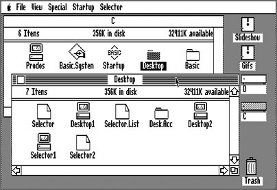 Interface Apple II